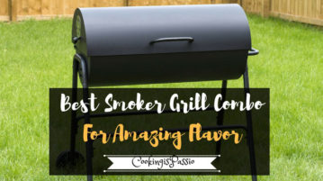 Smoker Grill Combo Reviews