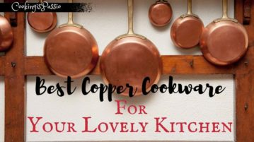 best copper cookware for gas stove
