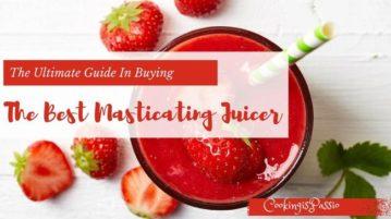 best masticating juicer for leafy greens
