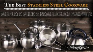 surgical steel cookware benefits
