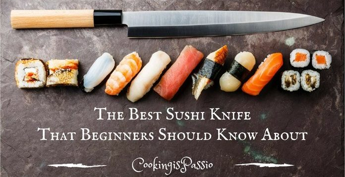 Best Sushi Knife Under 100