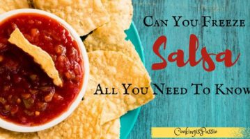 how to defrost salsa