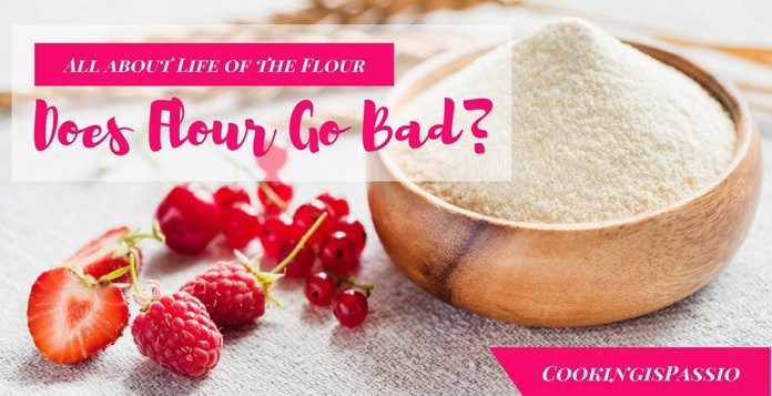 does flour go bad in freezer