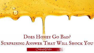 why does honey turn dark