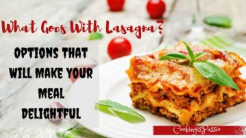 what to serve with eggplant lasagna