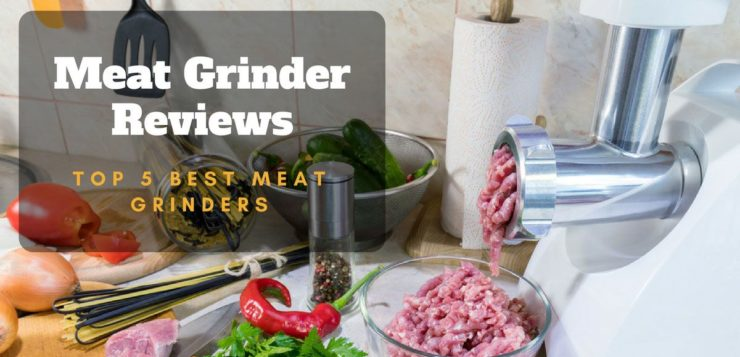 best rated commercial meat grinders
