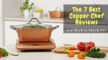 copper chef roasting pan