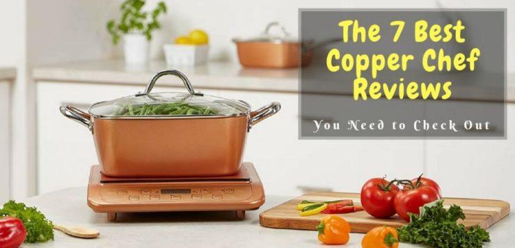 copper chef roasting pan