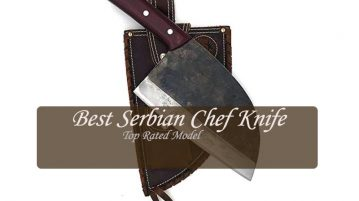 serbian chef knife vs cleaver