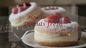 how to store donuts in refrigerator